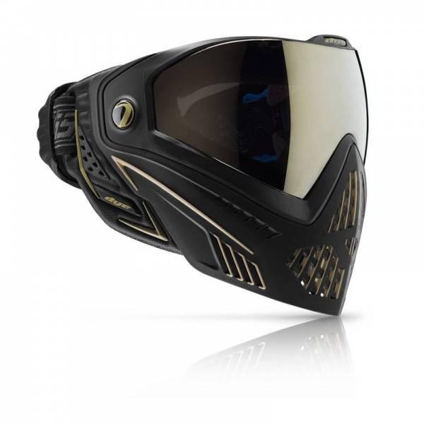 Bilde av Dye i5 - Paintball Maske med Dobbeltglass - Onyx
