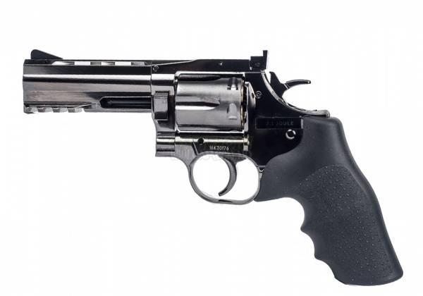 Bilde av Dan Wesson 715 4inch Revolver - Steel Grey -