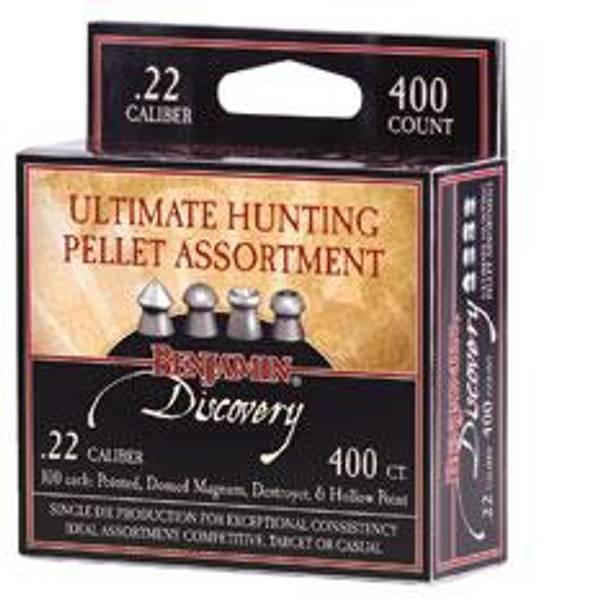 Bilde av Benjamin 5.5mm Ultimate Hunting Pakke - 400stk