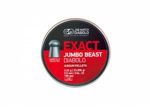 Bilde av JSB Jumbo Exact Beast - 5.52mm - 150stk