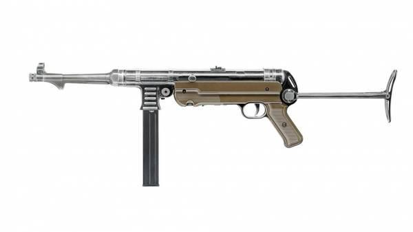 Bilde av Legends MP40 -  German Legacy Edition - 4.5mm BB