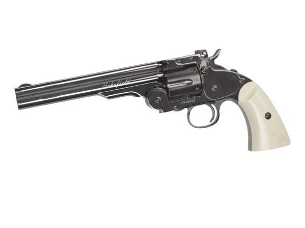 Bilde av Schofield No. 3 Revolver - Full Metall - 4.5mm BB