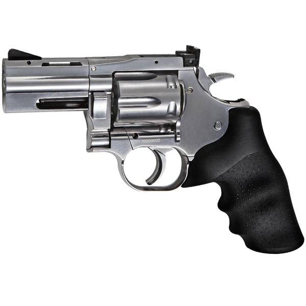 Bilde av Dan Wesson 715 2.5Inch Revolver - Silver - 4.5mm