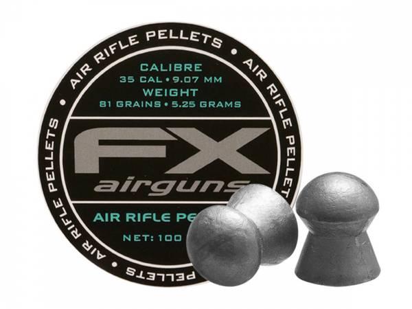 Bilde av FX - Luftgeværkuler 9mm(.35) - 100stk