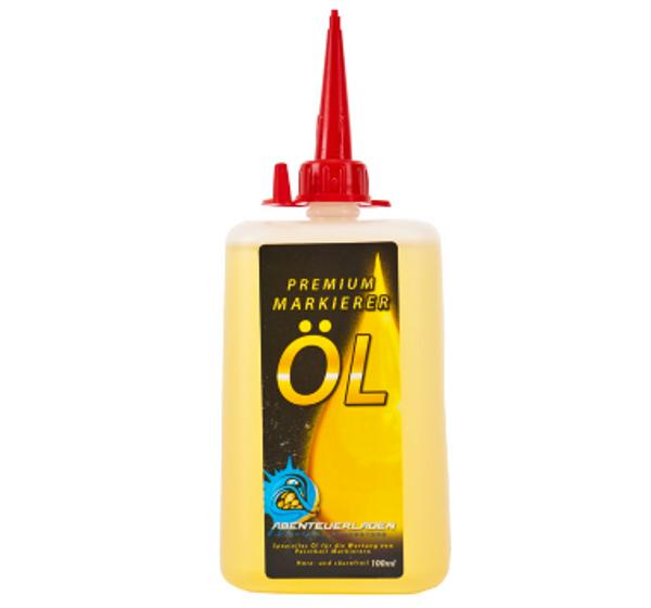 Bilde av Premium Olje til Paintball Markører - 100ml