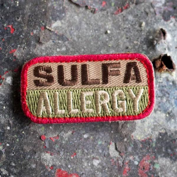 Bilde av Patch Sulfa Allergy A